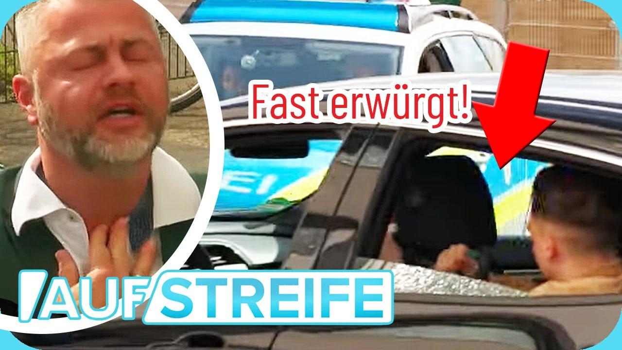 Download MORDVERSUCH vor den Augen der Polizisten: Ilka Fischer rettet Opfer das Leben! | Auf Streife | SAT.1
