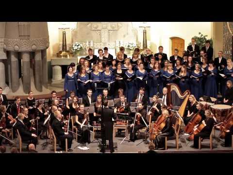 07/19: Hymn to the Virgin (Benjamin Britten) [Advent Concert 2013]