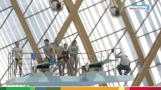 12.04.2013 Первенство России по прыжкам в воду среди юниоров
