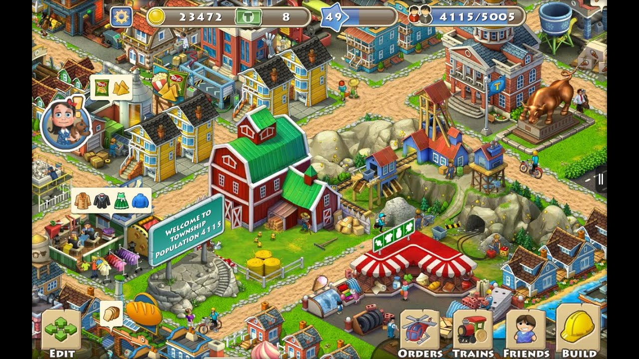 <b>Township</b> Mobile <b>Game Cheats</b> 100% working - YouTube