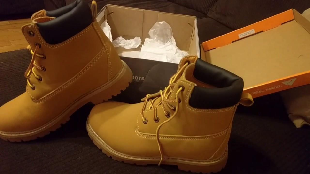 61a7b66b3954 Troy Ozark Trail Boot Mens