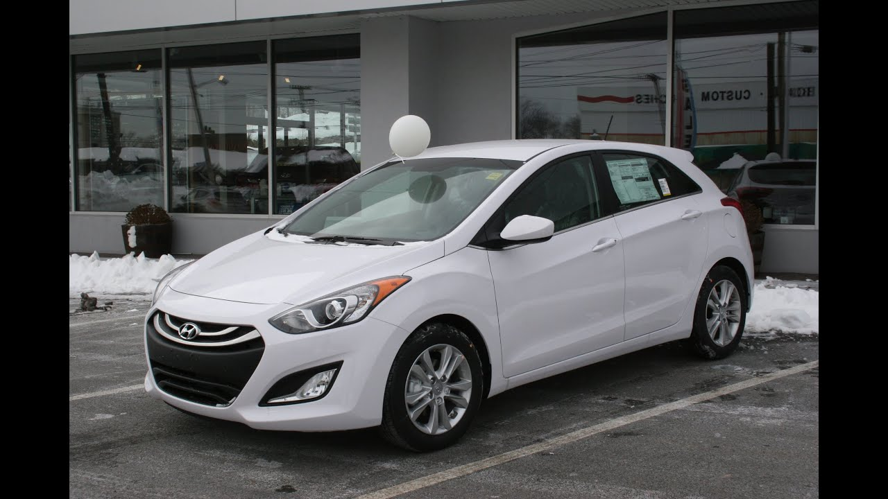 2014 Hyundai Elantra GT Review And Test Drive   YouTube