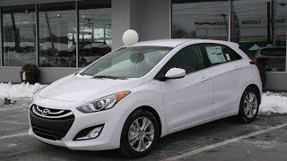 Hyundai Elantra GT 2014 Videos
