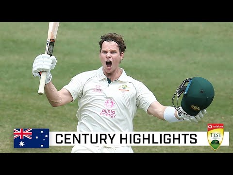 Super Smith raises the bat at the SCG with 27th Test century | Vodafone Test Series 2020-21