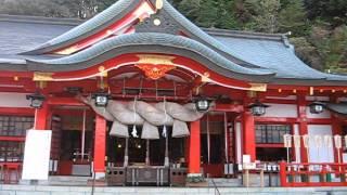 太鼓谷稲荷神社の風景 島根県津和野町