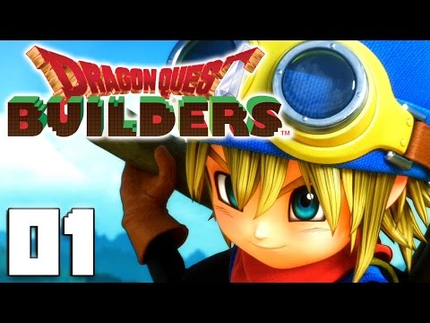 Dragon Quest Builders #01 : UN VRAI BON MINECRAFT LIKE ?