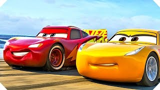 CARS 3 Trailer # 4 (Pixar Animation Movie, 2017)