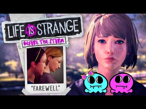 """Life Is Strange: Before The Storm 