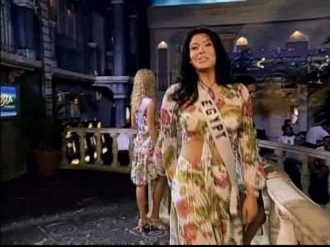 MISS UNIVERSE 2003 Opening