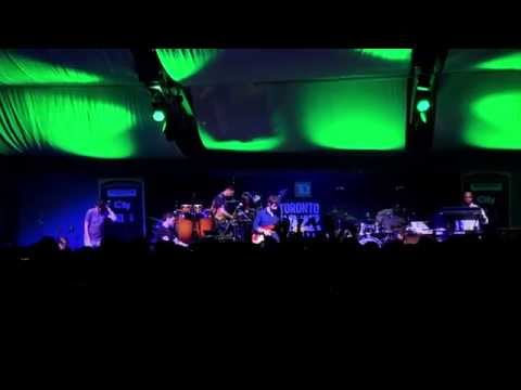 Snarky Puppy - Thing of gold - Live at TD Toronto Jazz Festival 2015