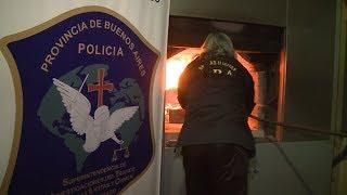 Incineran casi 100 kilos de droga secuestrados a bandas que era vendida al menudeo