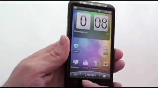 Скачать Официальную прошивку HTC Desire HD A9191