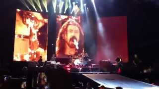Foo Fighters - My Hero (Live. Bogotá, Colombia)
