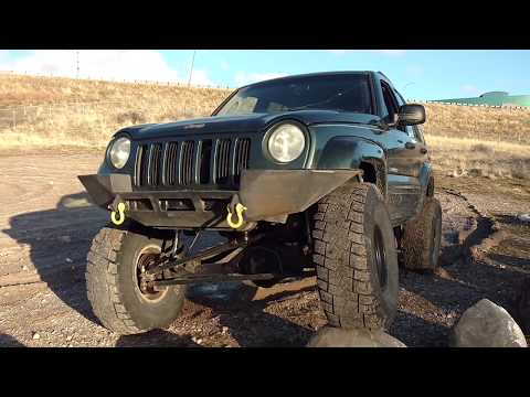 jeep liberty solid axle swap walk around youtube Jeep Cherokee Axles