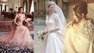 Here's why Princess Eugenie's wedding dress'll be strikingly' different to Meghan's & Kate's gown