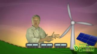 Storing Renewable Energy In Railroad Cars | Video