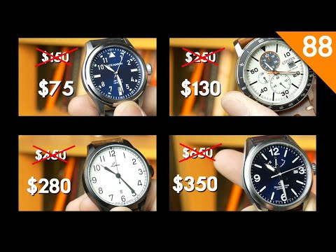 How To Save Hundreds Of Dollars On Watches - My Strategy For Finding Good Deals.