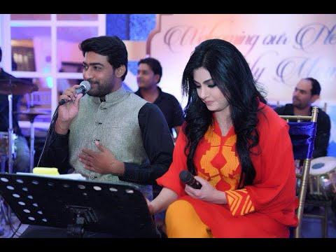 "Download Fadia Shaboroz - Ali Abbas - LIVE performance ""Tappay"""