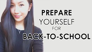 How to Prepare Yourself for Back-to-School
