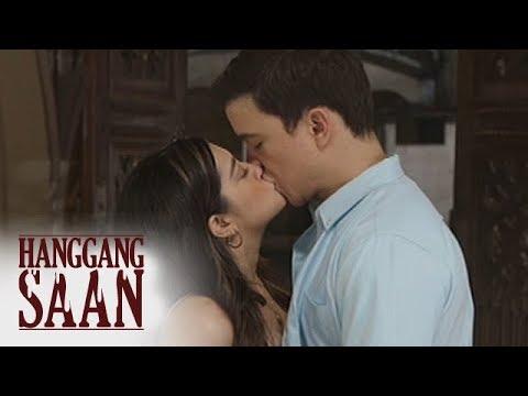 Hanggang Saan: Anna and Paco's first kiss   EP 11