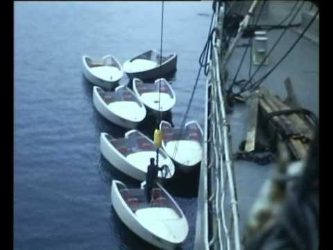 Transport av levererade båtar till Venezuela