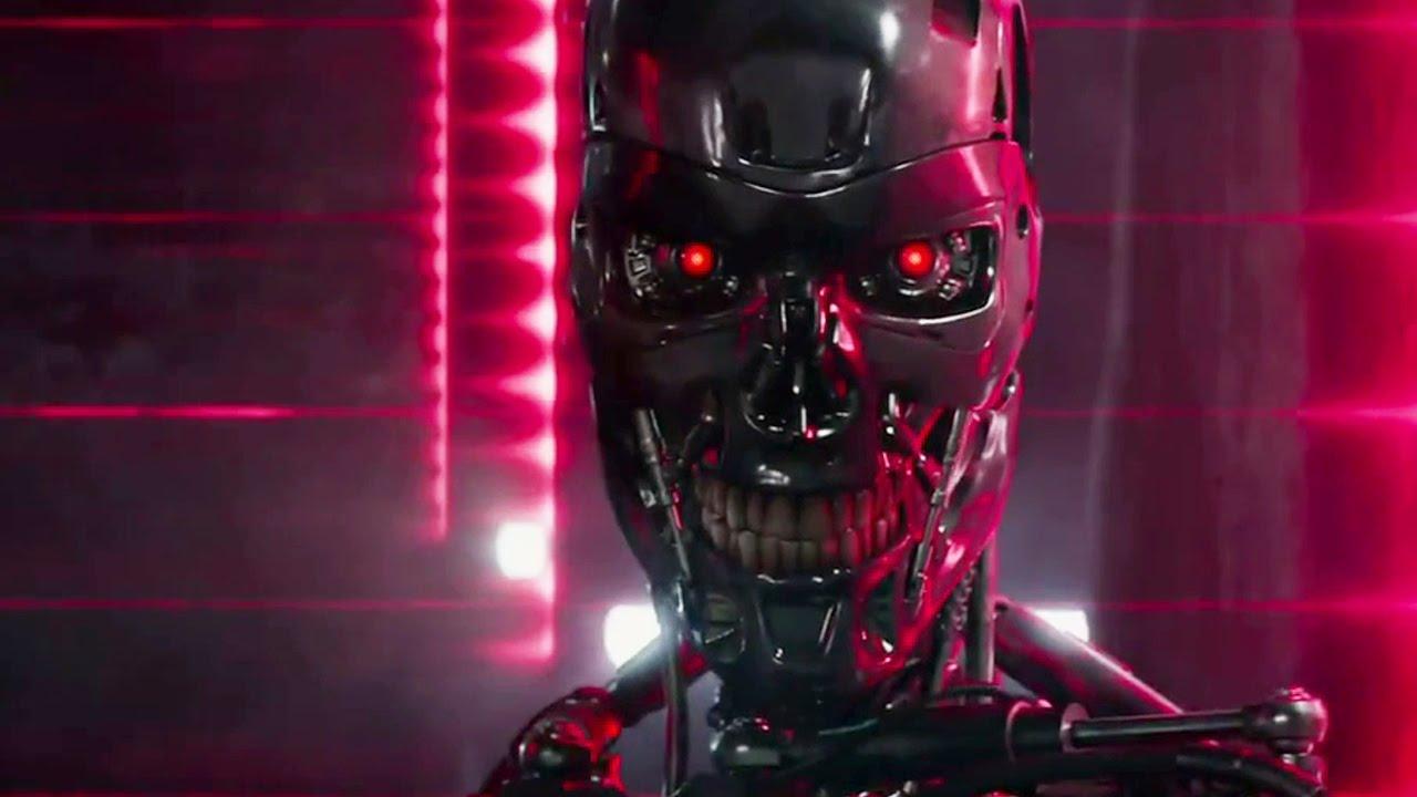 Terminator genisys tv spot 10 2015 arnold schwarzenegger sci fi action movie 720p youtube - Terminator 2 wallpaper hd ...