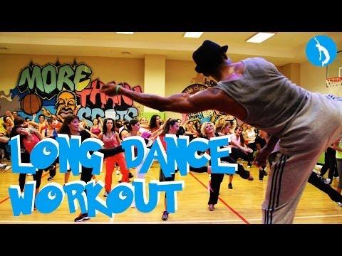 Fun Dance Fitness Workout  Part 7 - Istanbul, Turkey - hip hop house reggaeton Helio Faria