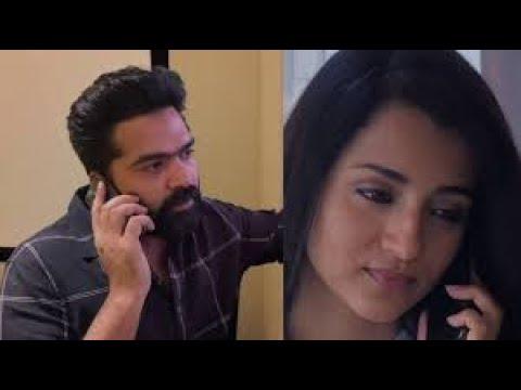 Karthik Dial Seytha Yenn - A Short Film by Gautham Vasudev Menon | STR | Trisha | A R Rahman | CE