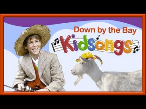 Down by the Bay | Kids video by Kidsongs | Very Silly Songs | Rhyming Songs For Kids | PBS Kids