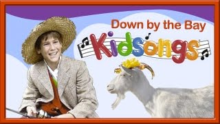 Down by the Bay | Kids song video by Kidsongs | One of the best Rhyming Songs For Kids | PBS Kids thumbnail