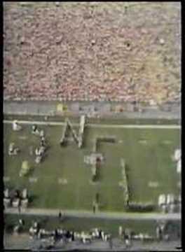 Michigan Marching Band Super Bowl VII, Part 2
