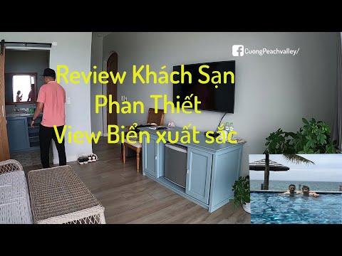 Khách Sạn 3sao Phan Thiết View Biển  trông như thế nào   Review Khách Sạn Phan Thiết.