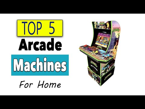 Best Arcade Machines For Home Full Size from Shaheen Iqbal