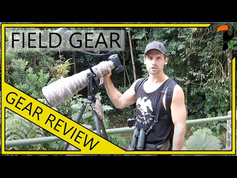 Photography Equipment - Bird Photography Field Gear