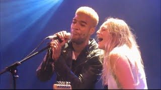 "Lissie & Kid Cudi ""Pursuit of Happiness"" - Live @ Divan du Monde, Paris - 27/06/2014 [HD]"