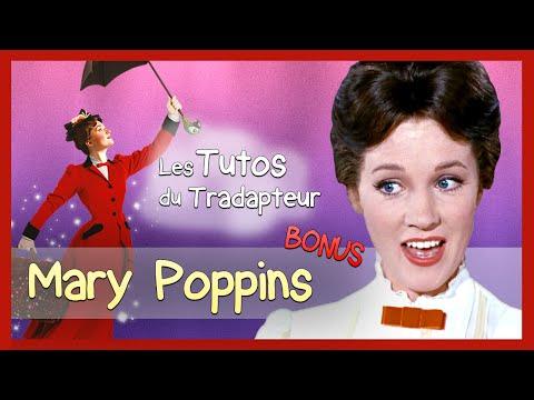 Mary Poppins et le secret du morceau de sucre qui aide la médecine à couler