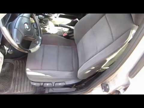 Comment démonter les sièges avant sur BMW E36