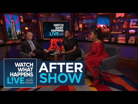 After Show: Why'd Nene Leakes Overreact About Her Closet? | RHOA | WWHL