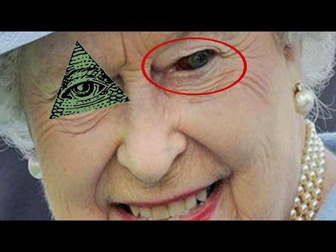 Reptilianos famosos y los Illuminati   PARTE 1