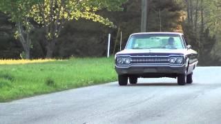 1965 Dodge Custom 880    383/auto  Video 1