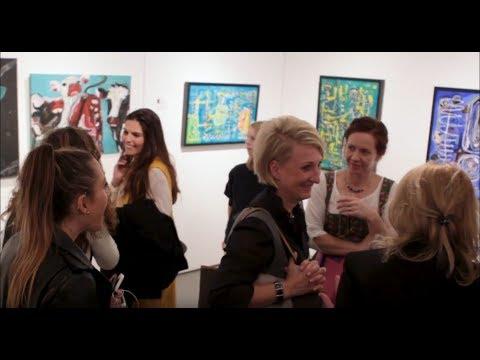 Agora Gallery Opening Reception - November 16, 2017