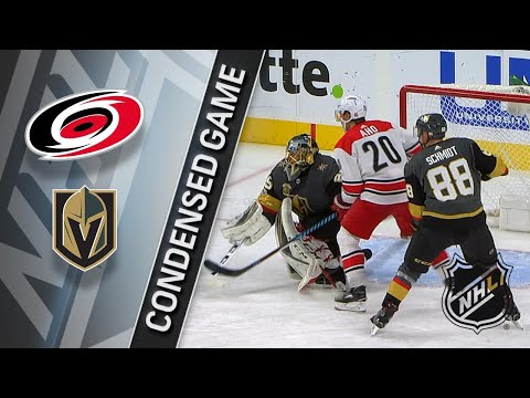 12/12/17 Condensed Game: Hurricanes @ Golden Knights