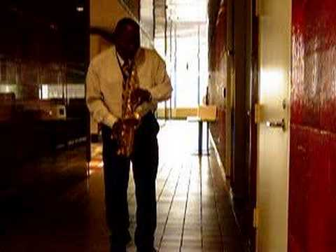 One Night Only J. Hudson (Gerald Dial sax