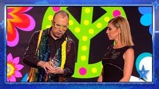 Este MAGO pone a EVA ISANTA a HACER MAGIA… ¡Y lo LOGRA! | Semifinal 4 | Got Talent España 2019