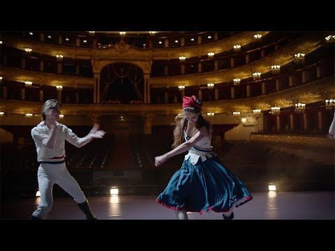 THE FLAMES OF PARIS - Bolshoi Ballet in Cinema (Official trailer)