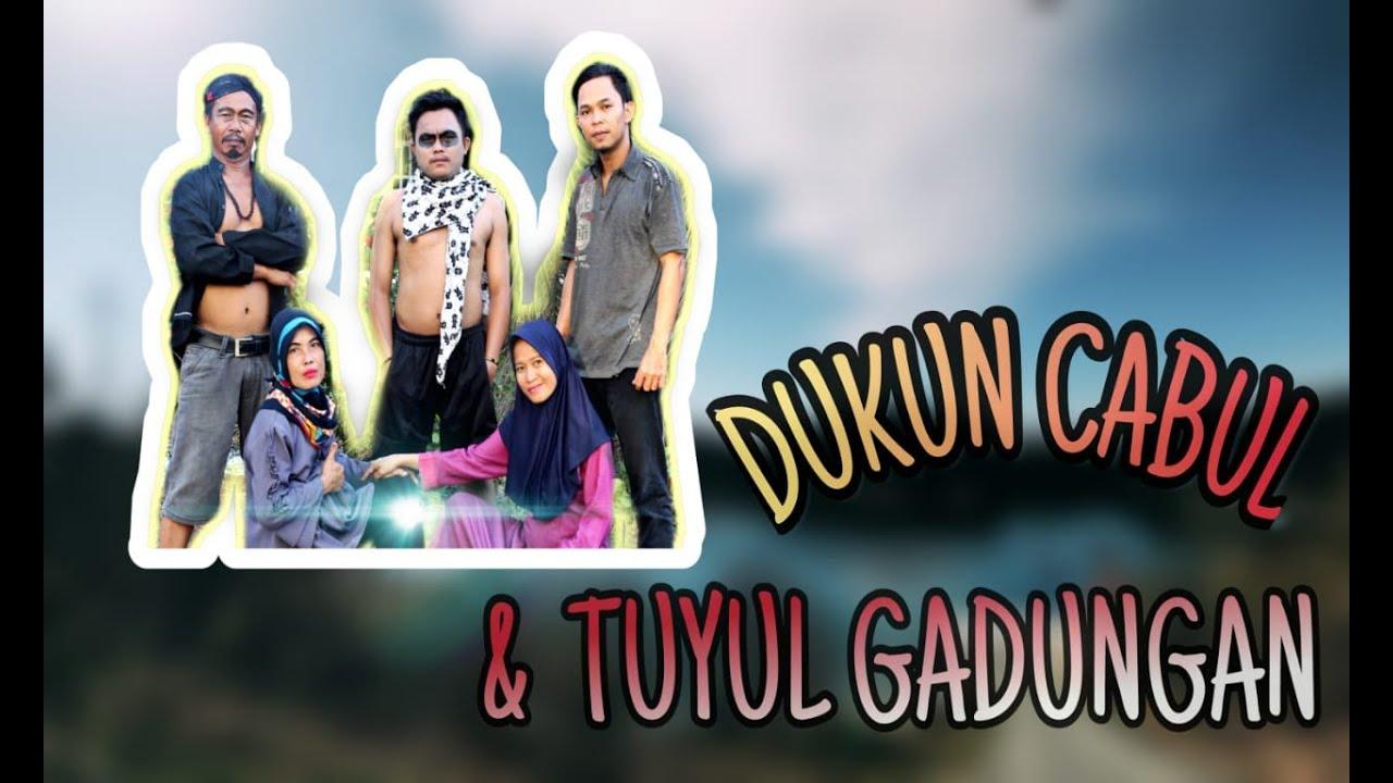 Download DUKUN CABUL DAN TUYUL GADUNGAN    FLIM PENDEK   CONTONGE