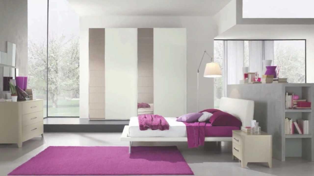 Arredamento camera da letto in stile moderno silver moon for Arredamento camera letto