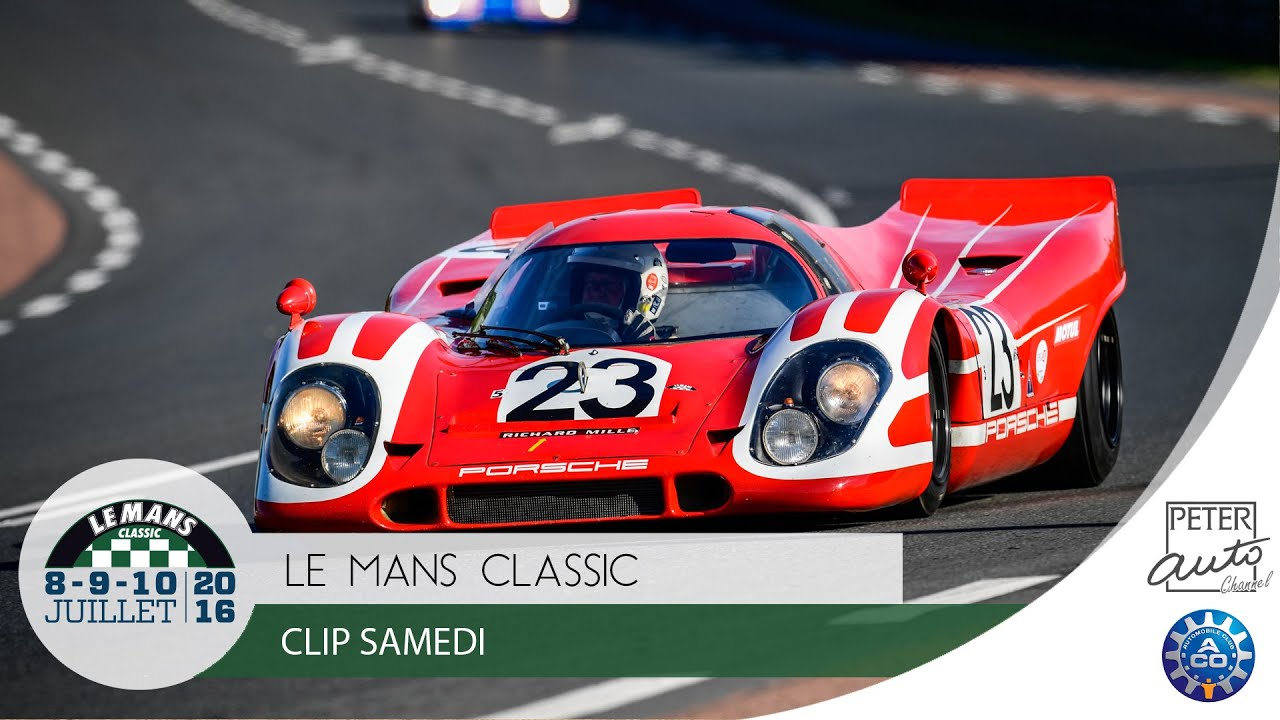 le mans classic 2016 clip samedi youtube. Black Bedroom Furniture Sets. Home Design Ideas