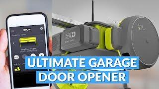 The Ultimate Garage Door Opener