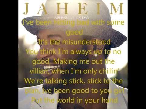 Jaheim - Blame Me